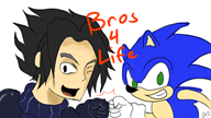 artist:baconcheat game:crisis_core sonic streamer:vinny zack // 1280x720 // 433.2KB