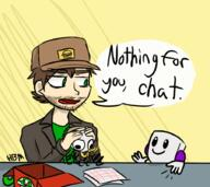 animated artist:HOMEBYMIDNIGHT bunger chat streamer:vinny // 900x800 // 85.9KB