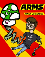 artist:caesarsaladassassination game:arms streamer:vinny // 800x1000 // 439.8KB