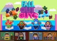 alpharad artist:ms_cuppingtons davekap game:fall_guys pixel_art rubberross streamer:vinny // 874x639 // 25.3KB