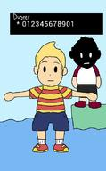 artist:slackingsnivy corruptions game:mother_3 lucas streamer:vinny // 487x785 // 90.9KB