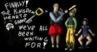 James_May Jeremy_Clarkson Richard_Hammond The_Grand_Tour artist:Ar_e_en game:The_Grand_Tour_game keyblade kingdom_hearts streamer:imakuni top_gear // 1400x750 // 248.1KB