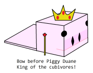 artist:biollante44 game:cubivore king piggy_duane streamer:joel // 896x709 // 20.3KB