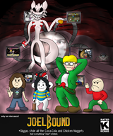 artist:thatguy2 buff devil's_machine dio_jeff game:bbq_quest game:earthbound game:mother_2 game:undertale giygas joel's_friend_that_framed_him_for_stealing_pokemon_cards kurt streamer:joel temmie // 1560x1872 // 2.3MB