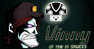 artist:pixelateddude game:drake_of_the_99_dragons streamer:vinny vinesauce // 2450x1300 // 1.1MB