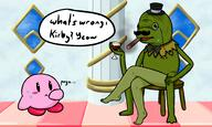 artist:thecaminator game:kirby_super_star_ultra kermeat kermit meat streamer:vinny // 2000x1200 // 1.0MB