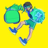 artist:nels game:arms streamer:vinny // 2000x2000 // 1.4MB