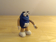 blue clay garbage m&m streamer:vinny // 1440x1080 // 1.3MB