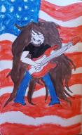 america guitar streamer:joel // 870x1419 // 1.7MB
