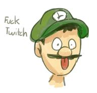 artist:Pansear game:miitopia speed_luigi streamer:vinny // 348x333 // 60.8KB