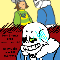 bad_time game:undertale no_mercy sans streamer:joel undertale_spoilers // 1500x1500 // 666.5KB