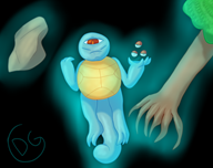 artist:digic300 pokemon_randomizer psysquart squirtle streamer:joel // 975x775 // 444.2KB
