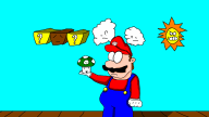 artist:babyboilogey game:super_mario_bros mario streamer:vinny vineshroom // 1728x972 // 209.5KB