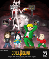artist:thatguy2 buff devil's_machine dio_jeff game:bbq_quest game:earthbound game:mother2 game:undertale giygas joel's_friend_that_framed_him_for_stealing_pokemon_cards kurt streamer:joel temmie // 1575x1875 // 2.3MB