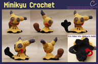 artist:computerstickman crochet game:pokemon mimikyu streamer:vinny // 1500x980 // 1.8MB