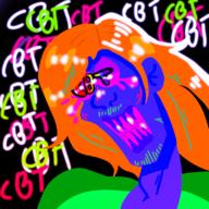 artist:bigpapajeremy cbt hardcore_friday streamer:joel // 800x800 // 509.2KB