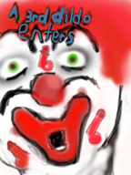 clown dildo red_cox red_vox streamer:vinny // 600x800 // 337.4KB