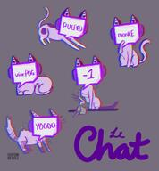 artist:spoobbeastly cat chat streamer:vinny // 1051x1132 // 174.4KB
