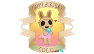 artist:8bitbeetle coco game:animal_crossing_new_leaf happy_birthday streamer:vinny // 1280x750 // 368.8KB