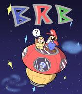 artist:Dunkeyshspittle brb captain_toad game:super_mario_galaxy mario streamer:vinny toad // 2098x2400 // 839.0KB
