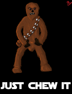 chewie star_wars // 1700x2200 // 816.5KB