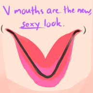 artist:autarck mii_maker streamer:vinny v_mouth // 500x500 // 144.5KB