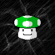 animated artist:averagejoeshinn pixel_art streamer:vinny vinesauce vineshroom // 1000x1000 // 353.5KB