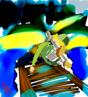charity_stream_2015 game:wind_waker_chaos_edition legend_of_zelda link streamer:vinny vinesauce // 500x550 // 62.0KB
