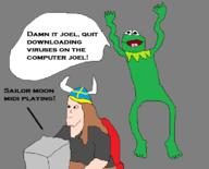 artist:Jamesx15 charity_stream_2017 kermit streamer:joel windows_vista_destruction // 648x523 // 20.2KB