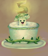 5th_anniversary anniversary birthday cake vineshroom // 1300x1500 // 846.6KB