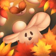 artist:mirrorama autumn streamer:vinny vineshroom // 750x750 // 720.8KB