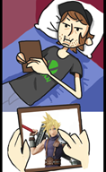 artist:ickykat cloud_strife streamer:vinny vinesauce // 547x887 // 268.2KB