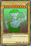 artist:hollywood-sn card vinesauce vineswole // 419x610 // 183.7KB