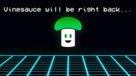brb retro video_vinesauce vineshroom // 1920x1080 // 312.9KB