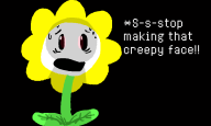 artist:rabbitcipher flowey game:undertale streamer:joel // 905x545 // 30.2KB