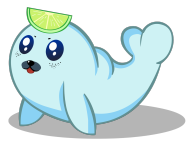 artist:stelar_eclipse cute seal streamer:limes vinesauce // 1068x821 // 166.9KB