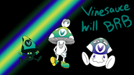 artist:doodle_dot_inc brb dark_shroom streamer:vinny vineshroom // 1920x1080 // 491.1KB
