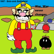 bob-omb corruptions ds game:mario_kart_ds wario // 600x600 // 43.5KB
