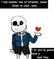 bad_time game:undertale sans streamer:joel undertale_spoilers // 434x478 // 60.2KB