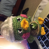 animal_crossing crochet scoot streamer:vinny // 640x640 // 132.0KB
