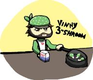 artist:FoodaNariLollies food mario_kart_8 salt streamer:vinny vineshroom // 726x620 // 1.3MB