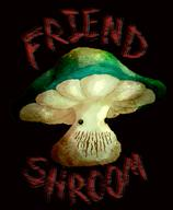 artist:Insolent-Devil creepy friend_shroom streamer:vinny vineshroom // 1630x1983 // 2.4MB