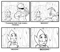 artist:revosievol comic game:freshly-picked_tingle's_rosy_rupeeland tingle // 1050x915 // 221.6KB