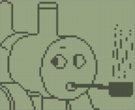 420 artist:mw_ streamer:joel thomas_the_tank_engine train weed // 144x118 // 2.4KB