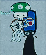 Bepsi artist:Diet_Water streamer:joel // 750x908 // 800.2KB