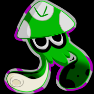 artist:coldcorreira121 game:splatoon inkling squid streamer:vinny vinesauce vinesquid // 2000x2000 // 398.3KB