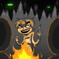 2spooky animated artist:chimeracorp streamer:vinny // 500x500 // 163.7KB
