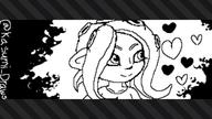 Character:Octoling artist:Kasumi_draws game:splatoon_2 streamer:vinny // 1200x675 // 83.1KB