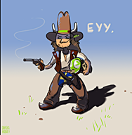 fabulous_swede mad_dog_mccree streamer:joel // 1120x1140 // 467.7KB