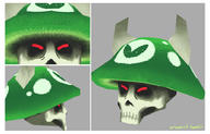 3d artist:Artyeest low_poly streamer:joel vargshroom vineshroom // 893x572 // 362.0KB